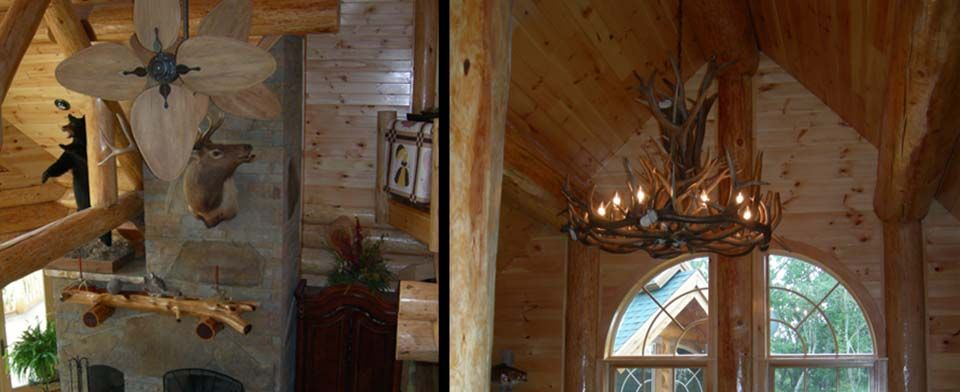 Log Home Interior Designs3