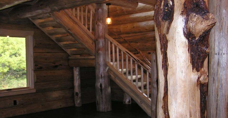 Jack Frost Log Homes and Design9