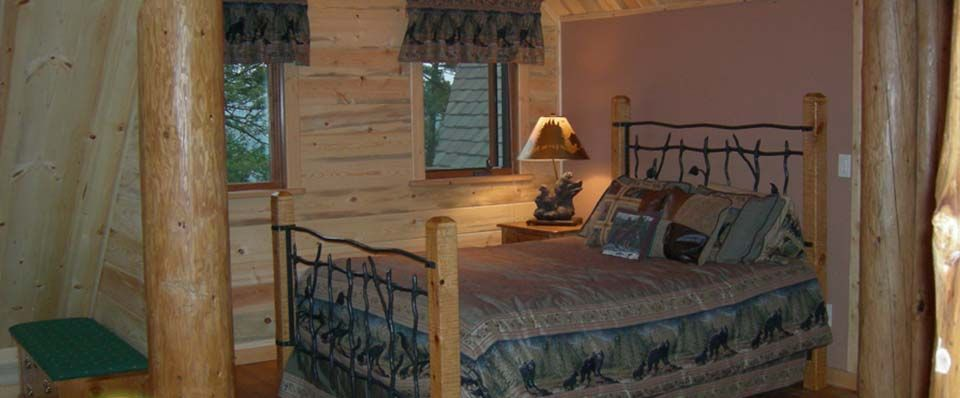 Log Home Interior Designs8