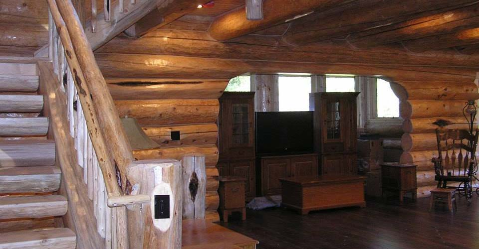 Jack Frost Log Homes and Design13