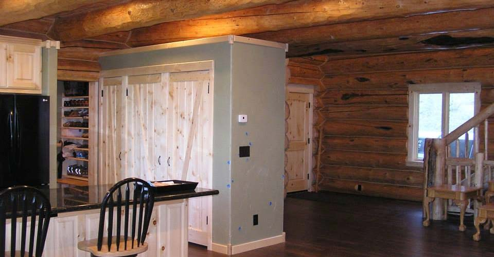 Jack Frost Log Homes and Design14